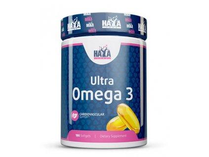 Haya Labs Ultra Omega 3 180 kapslí