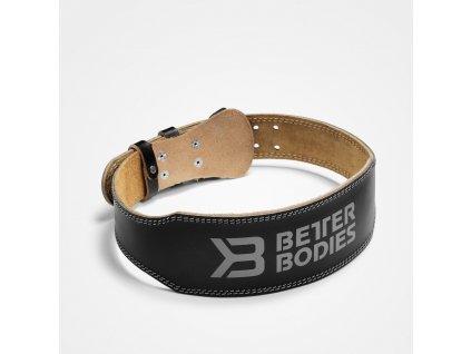 Better Bodies Vzpěračský Opasek Weight Lifting Belt Black
