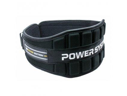 power system fitness opasek neo power cerny zluty 1