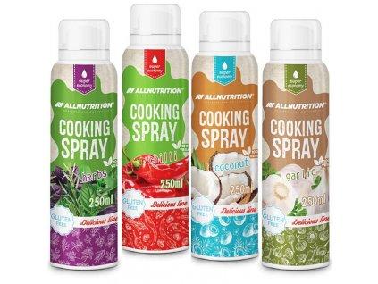 Allnutrition Cooking spray Kokos 250ml