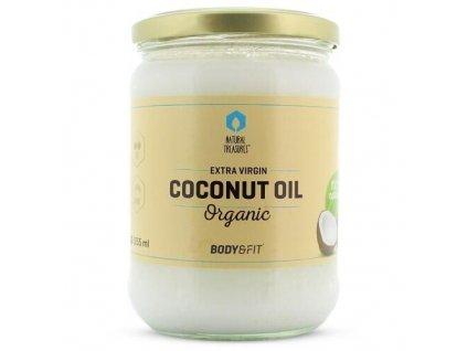 Body & Fit Kokosový olej Bio Extra Virgin
