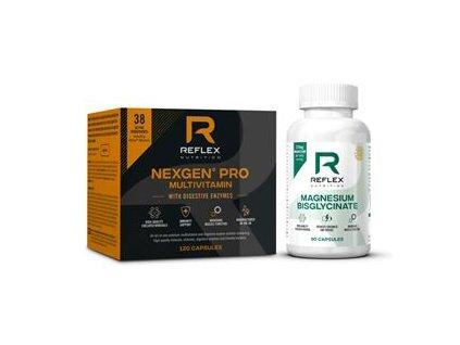 Nexgen® PRO + Digestive Enzymes 120 kapslí
