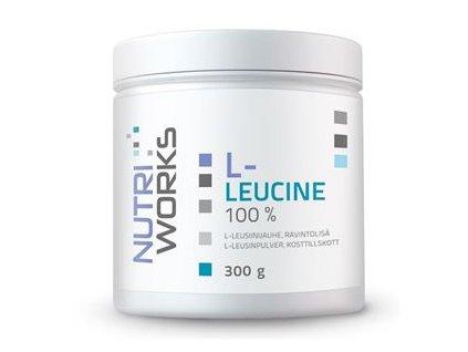 L-Leucine 100% 300g (L-leucin 100%)