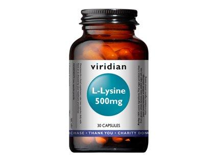 L-Lysine 30 kapslí