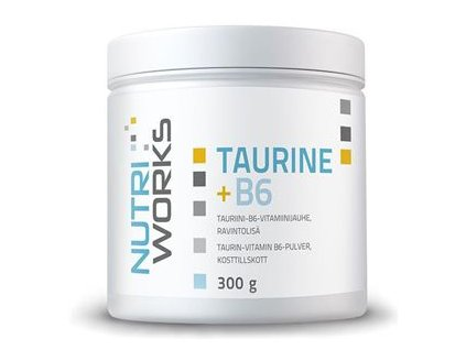 Taurine + B6 300g