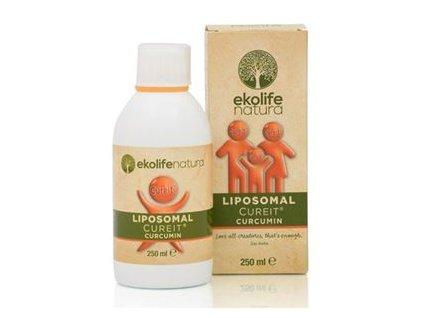 Liposomal CureIt® Curcumin 250ml (Lipozomální CureIt® kurkumin)