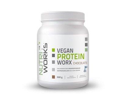 Vegan Protein Worx 500g čokoláda