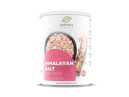 Himalayan Pink Fine Salt 500g (Himalájská sůl)