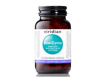 KiwiZyme 30 kapslí (Trávicí enzymy a vláknina)