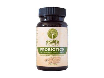 Probiotics Saccharomyces Boulardi 30 kapslí (Probiotika Saccharomyces Boulardii)