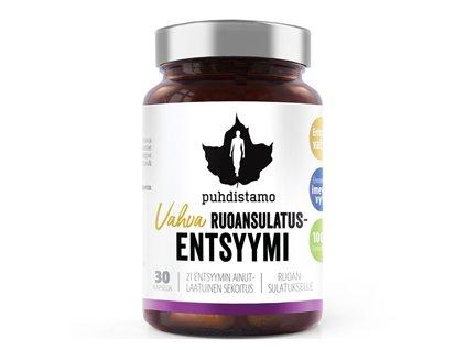 Super Digestive Enzymes (Super trávicí enzymy)
