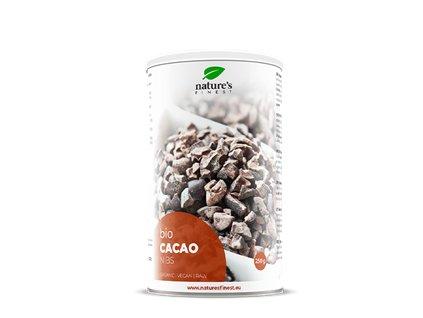 Cacao Nibs BIO 250g (Kakaové boby lámané)