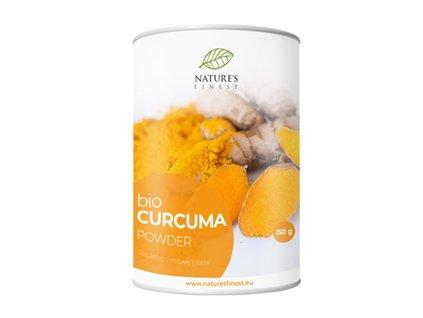 Curcuma Powder Bio 150g (Kurkuma)
