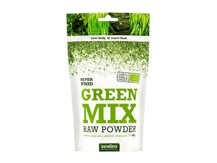 Green Mix Powder BIO 200g (Směs zelených antioxidantů)
