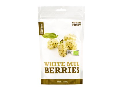 White Mulberries BIO 200g (Bílá moruše)
