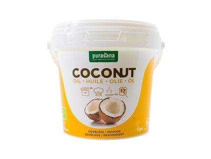 Coconut Oil BIO (Kokosový olej)