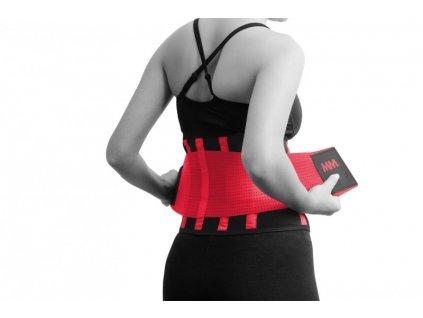 MADMAX Slimming Belt red