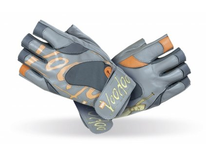 MADMAX Fitness rukavice VOODOO ORANGE