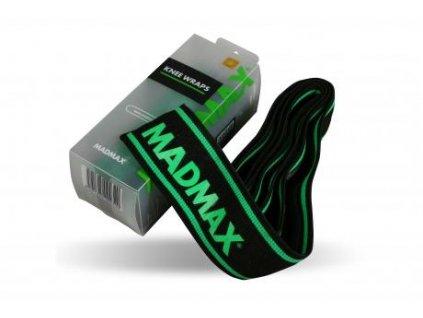 MADMAX Elastická bandáž kolene - omotávací