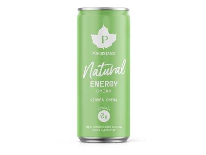 Natural Energy Drink 330ml (Energetický nápoj )