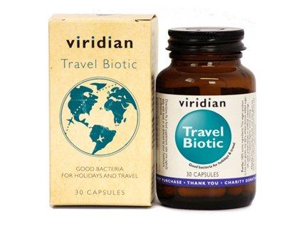 Travel Biotic 30 kapslí (Cestovní probiotika)