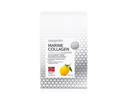 Marine Collagen + Vitamin C 30 x 5g citron