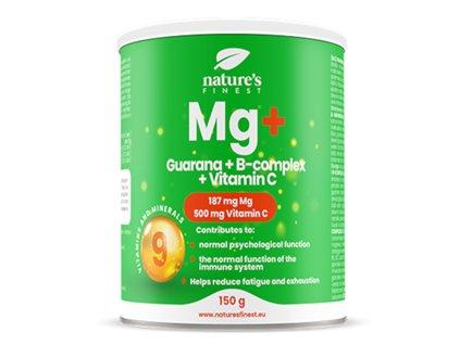 Magnesium + Guarana + B-Complex + Vitamin C 150g
