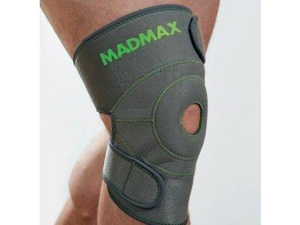 MADMAX Bandáže kolena - stabilizace čéšky - zahoprene, Velikost UNI