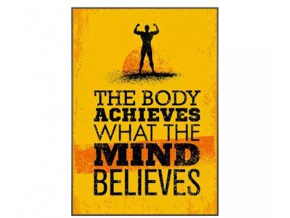 Mind believes