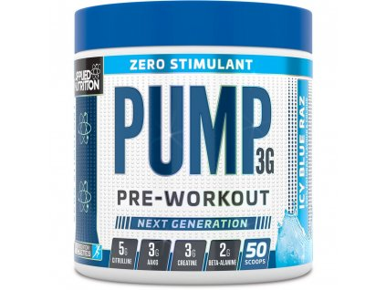 Applied Nutrition Pump 3D Zero 375g