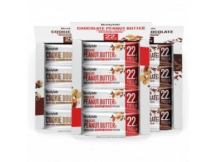 Bodylab Minimum Deluxe Protein Bar choco