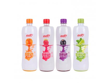 GOT7 Sirup Zero sugar