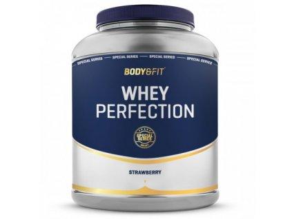 Body & Fit Whey Perfection Special Vanilkový krém 2270g