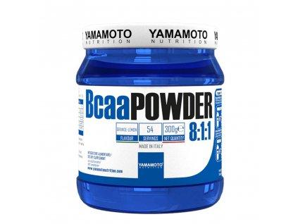 Yamamoto BCAA Powder 8:1:1 Pomeranč 300g
