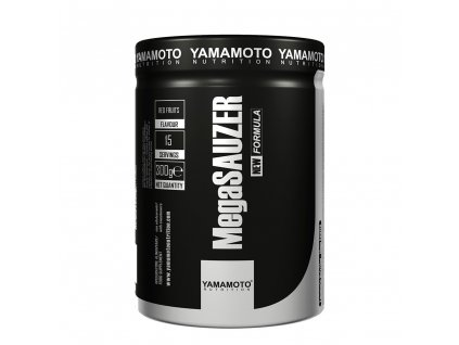 Yamamoto Mega Sauzer Ovocný punch 300g