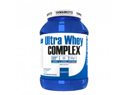 Yamamoto Ultra Whey Complex 2000g