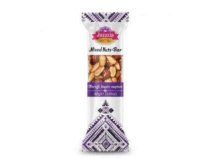 Jannis Mixed nut bar 40g