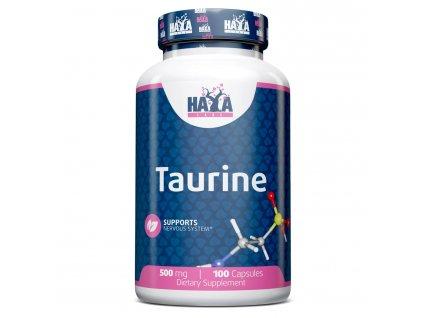 Haya Labs Taurine 500mg 100 kapslí