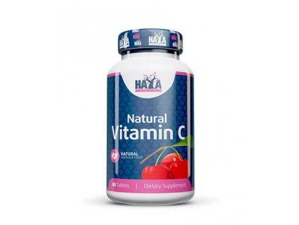 Haya Labs Organic Vitamin C from Acerola Fruit 60 tablet