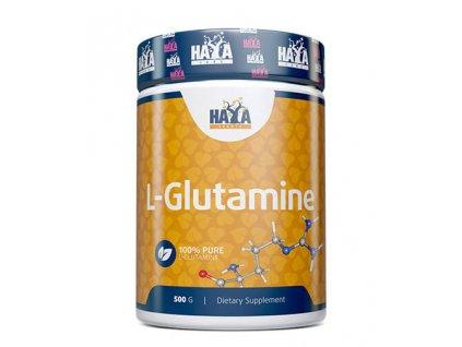Haya Labs Sports 100% Pure L-Glutamine 500g