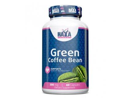 Haya Labs Green Coffee Bean extract 500mg 60 kapslí
