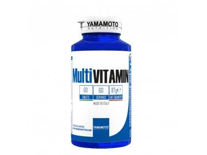 Yamamoto Multi Vitamin 60 kapslí