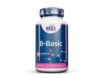 Haya Labs Vitamin B complex 100tbl