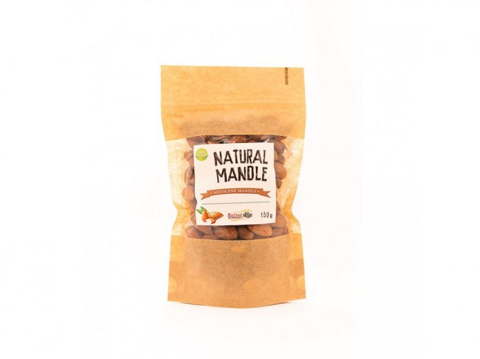 219 natural mandle 150g