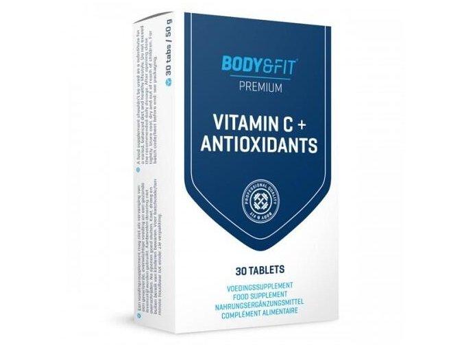 Body & Fit Vitamin C + Antioxidanty