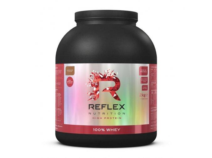 100 Whey Pre Workout Reflex