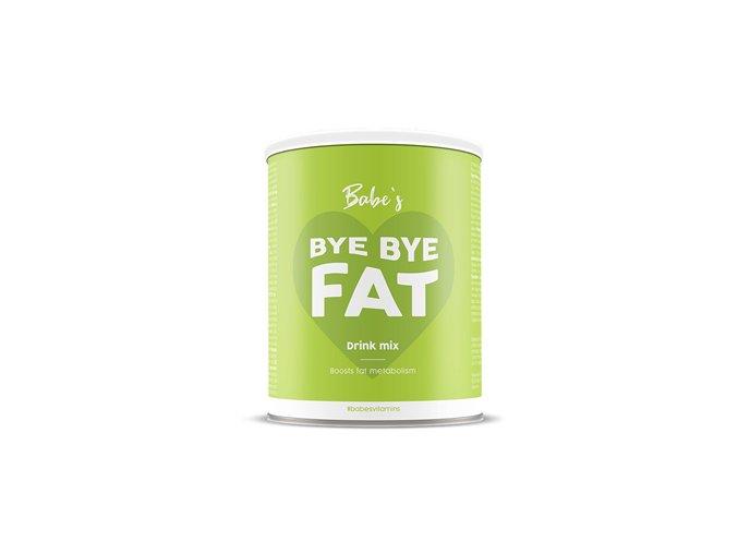 Bye Bye Fat 150 g (Normální metabolismus)