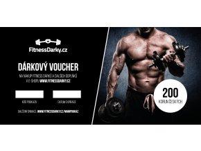 fitnessdarky cz voucher 200 kc v01 vektor 01