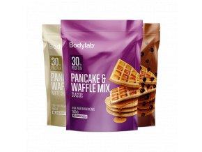 pancake waffle mix 3x 2019 p