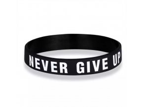 Never Give Up miminalist